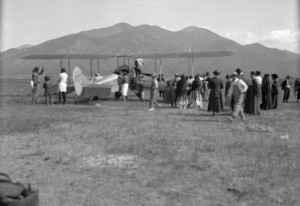Prior to airport annexation, 1910-1920, George Beam, Denver Public Library