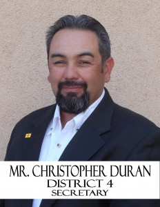 Mr. Christopher Duran 2014