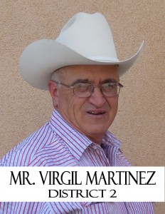 Mr. Virgil Martinez 2014